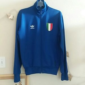 Adidas 1974 Italy WC jacket